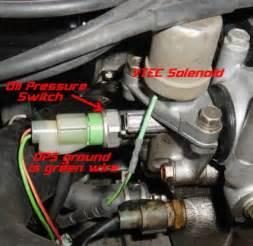 solenoid honda accord honda accord why is vtec solenoid leaking honda tech