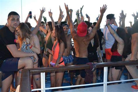 Boat Party Zante Price by Boat Party Zante Rum Raybans Project Zante
