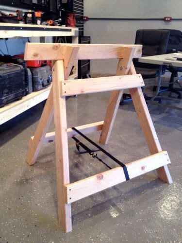 build   sawhorse beginner woodworking