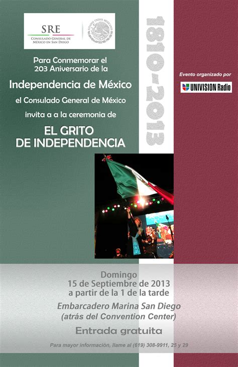 Celebrate Mexican Independence Day in San Diego ...