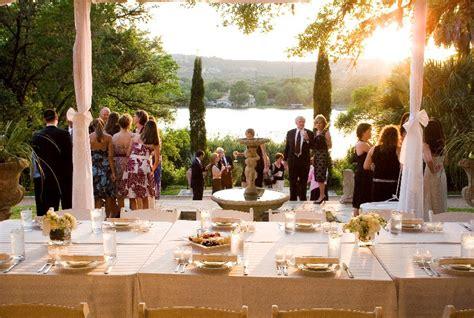 venues  outdoor weddings   usa