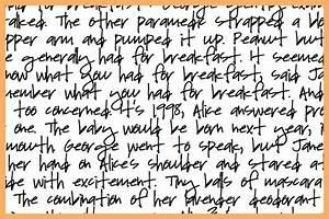 Pretty Handwriting Font | www.imgkid.com - The Image Kid ...