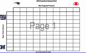 Superbowl 2015 football squares excel templatehtml for Super bowl 2015 squares template