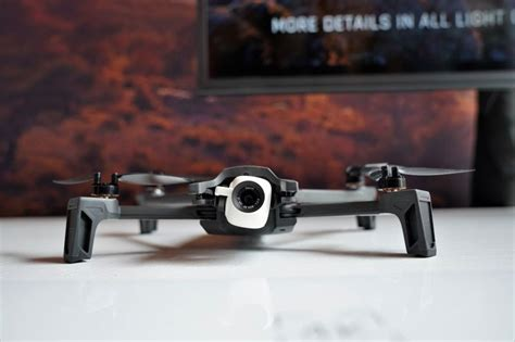 parrots  foldable drone  nail  crazy shooting angles gizmodo australia