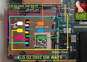 Lg G2 D802 Insert Sim Card Problem Solution Jumper Ways