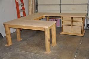 How to Build Rustic Desk Plans PDF Plans