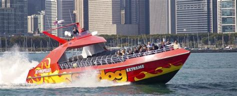 Speed Boat Rides In Chicago by Chicago Jet Boat Ride Great American Days