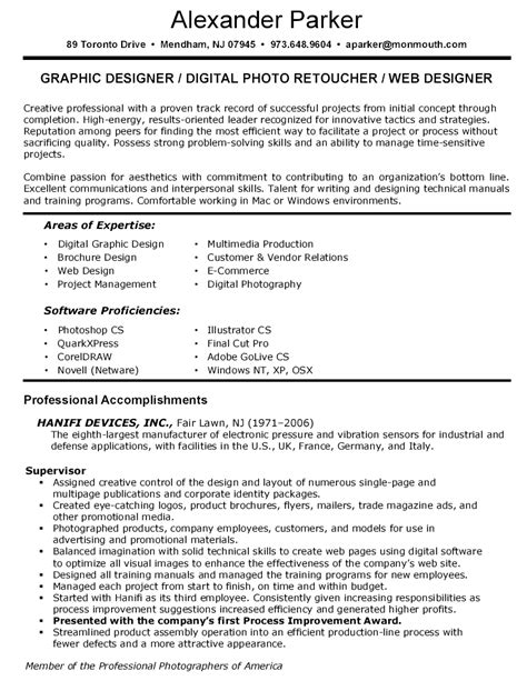 Supervisor Resume Sample  Best Template Collection