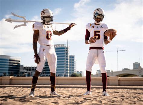 arizona state    white uniforms  season