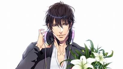 Anime Yaoi Smile Headphones Yakuza Wallpapers Bouquet