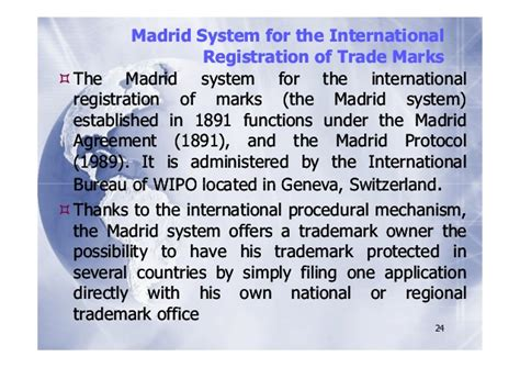 international bureau wipo microsoft power point international treaties wto wipo ppt