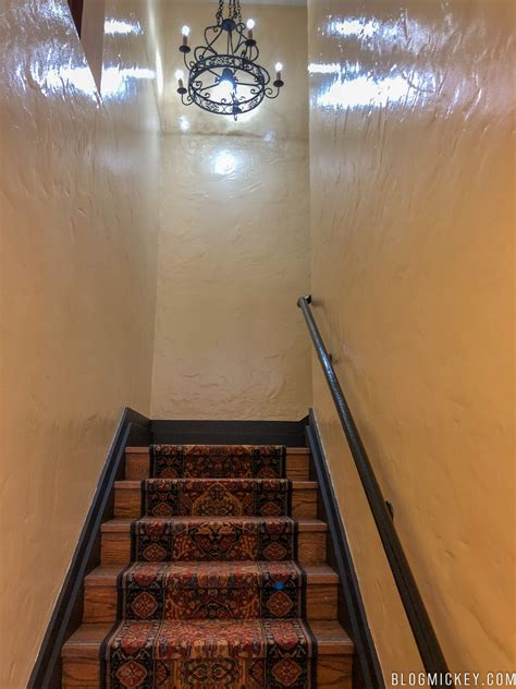 club  stairway unveiled  disneys hollywood