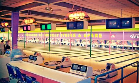 Strike & Spare Family Entertainment In Knoxville, Tn