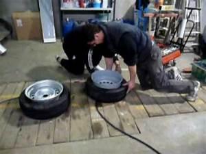 Jante Tole Elargie : montage pneu tole elargie mov youtube ~ Medecine-chirurgie-esthetiques.com Avis de Voitures
