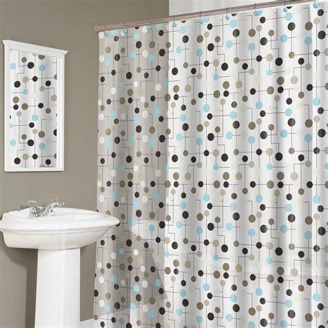 bathtub shower curtain vinyl shower curtains ideas 7