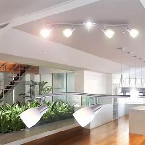 Lampe Für Wohnzimmer : decke lampe strahler leuchte spotsystem licht wohnzimmer glas wei globo 57900 4 kaufen bei ~ Eleganceandgraceweddings.com Haus und Dekorationen