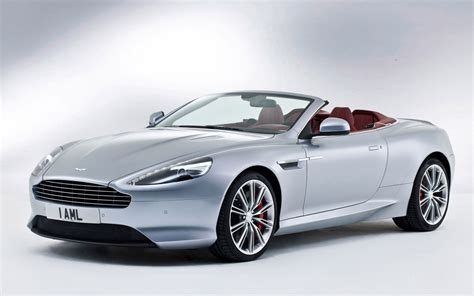 2013 Aston Martin Db9 Coupe Wallpaper