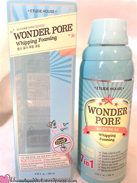 Harga Etude House Pore Whipping Foam review etude house pore whipping foam kbeautyaddict