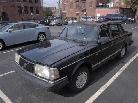 volvo  project car  door black auto trans