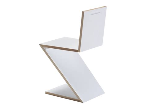 buy the cassina 280 zig zag chair at nest co uk
