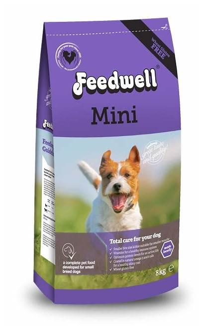 Mini Feedwell Dog Bag Animal Dogs Cat