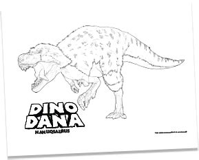 Get dino dana coloring pages for free in hd resolution. Dino Dana The Movie - Discover @ Home
