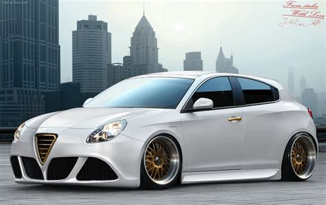 alfa romeo giulietta tuning alfa romeo giulietta quot quot my newest photoshoped car flickr
