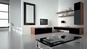 Meuble D Angle Tele : le meuble t l r v le toutes ses formes et couleurs ~ Teatrodelosmanantiales.com Idées de Décoration