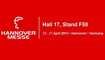 ibm at hannover messe 2018 hannover messe in germany apr 23 27 2018 controlled