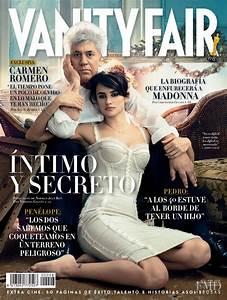 Cover Of Vanity Fair Spain With Penelope Cruz Pedro