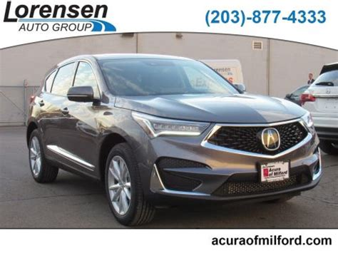 Acura Of Milford Ct by New Acura Rdx For Sale In Milford Ct Acura Of Milford