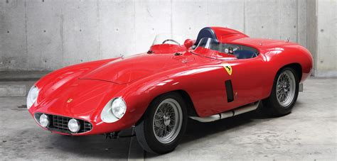 New Record At Rm Sotheby's Ferrari