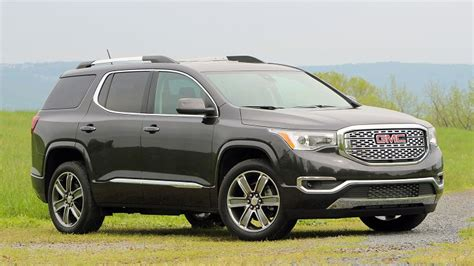 Towing Capacity 2018 Gmc Acadia Concept News