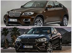 BMW F16 X6 vs BMW E71 X6 Photo Comparison autoevolution