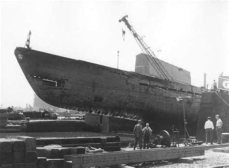 U Boat U 505 by U 505 In Transit To Chicago The Galleries Uboat Net