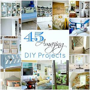 Someday, Crafts, 45, Amazing, Diy, Projects