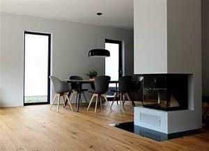 Raumteiler Wohnzimmer Essbereich : haus b raumteiler kamin zwischen wohn und essbereich ~ Sanjose-hotels-ca.com Haus und Dekorationen