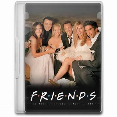 Friends Icon Tv Pack Icons Mega Firstline1