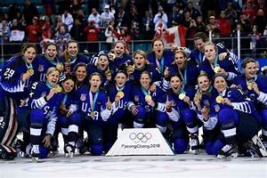 USA women beat Canada to end 20-year Olympic gold drought