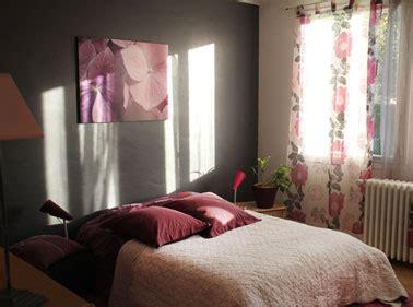 couleur prune pour une chambre couleur chambre prune et taupe