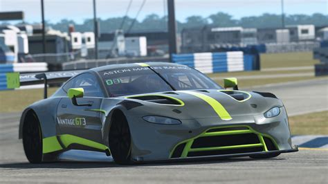 Martin Gt3 by Rf2 Aston Martin Vantage Gt3 Released Racedepartment