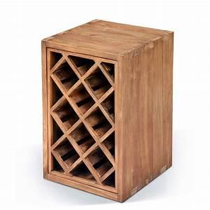 Small Wine Rack - Raft Furniture, London