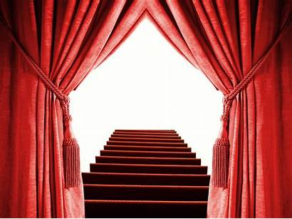 Curtain Wallpaperaccess Wallpapers Stair Colorful Theme Material