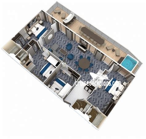 Oasis Of The Seas Balcony Room Pictures by Harmony Of The Seas Deck Plans Diagrams Pictures Video