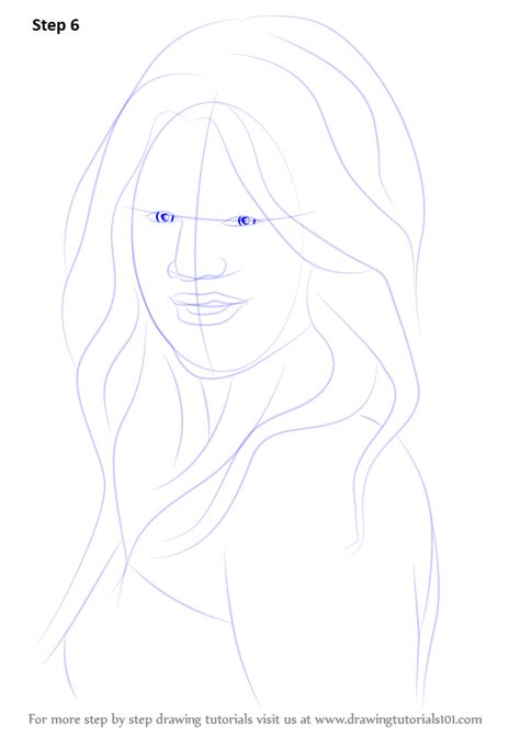 learn   draw khloe kardashian celebrities step