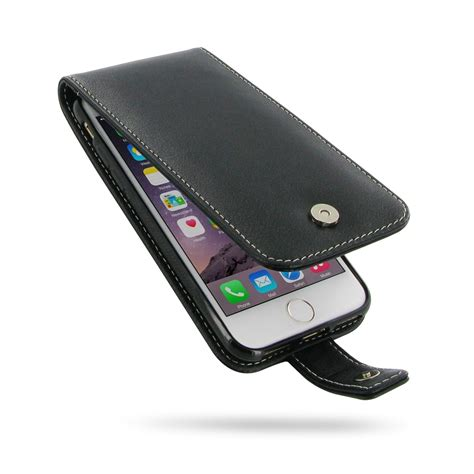 Iphone 7 Leather Flip Wallet Pdair Wallet Sleeve Pouch Holster