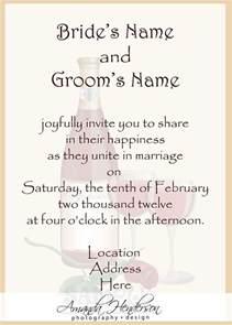 wedding invites wording best 25 wedding invitation wording sles ideas on wedding invitation wording