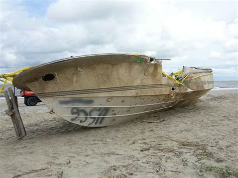 Boat Financing Vystar by Jacksonville Boat With Bullet Holes Washes Ashore On Tybee