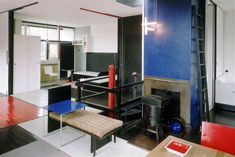 Rietveld Schröder House In Utrecht Is A Simple