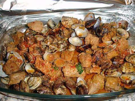 recettes de cuisine portugaise recette de carne alentejana recette portugaise